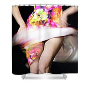 Private Dance Shower Curtain