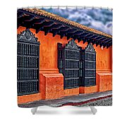 Private House Antigua Guatemala - Guatemala Shower Curtain