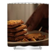 Product Shot Shower Curtain