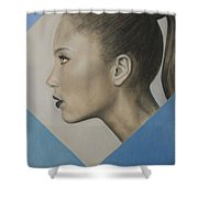 Profile Shower Curtain