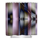 Progression Shower Curtain