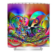 Prological Shower Curtain