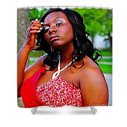 Prom Night 3 Shower Curtain