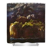 Prometheus 1883 Shower Curtain