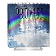 Promise Shower Curtain