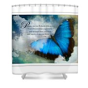 Promise Me Shower Curtain