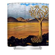 Promise Of Rain Shower Curtain
