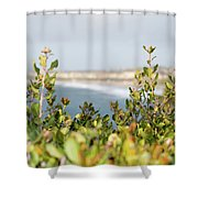 Promontory  Shower Curtain