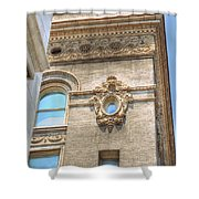 Propes Hall Shower Curtain