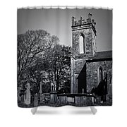 Protestant Church Macroom Ireland Shower Curtain