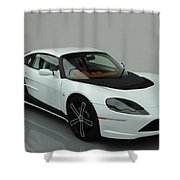 Proton Shower Curtain