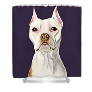 Proud And Tall Shower Curtain
