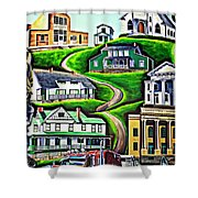 Proud Heritage Shower Curtain