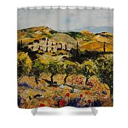Provence 10080 Shower Curtain