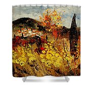 Provence 459080 Shower Curtain