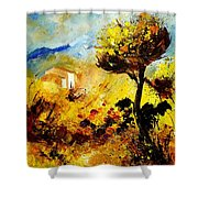 Provence 56 Shower Curtain