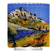 Provence 560908 Shower Curtain
