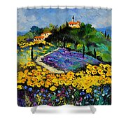Provence 561140 Shower Curtain