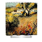 Provence 56123 Shower Curtain