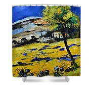 Provence 5661 Shower Curtain