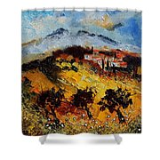 Provence 5678952 Shower Curtain