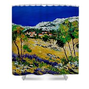 Provence 569060 Shower Curtain