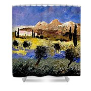 Provence 674525 Shower Curtain