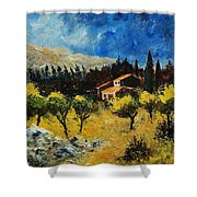 Provence 678965 Shower Curtain