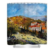 Provence 679050 Shower Curtain