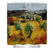 Provence 789080 Shower Curtain