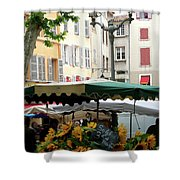 Provence Market Day Shower Curtain