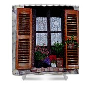 Provence Morning Shower Curtain
