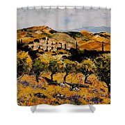 Provence10080 Shower Curtain