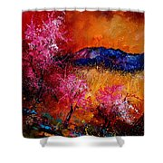 Provence560908 Shower Curtain