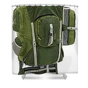 Alps Mountaineering Zion External Frame Pack Shower Curtain