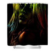 Prowess Shower Curtain