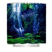 Proxy Waterfalls Shower Curtain