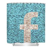 Prying Eyes Two Shower Curtain