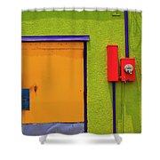 Psychadeli Shower Curtain