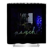Psyche Shower Curtain