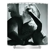 Psyche Revived By The Kiss Of Cupid Shower Curtain