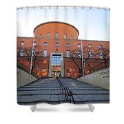 Public Rotunda Shower Curtain