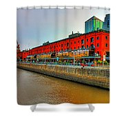 Puerto Madero - Buenos Aires Shower Curtain