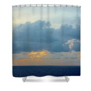 Puerto Princesa Philippines 4 Shower Curtain