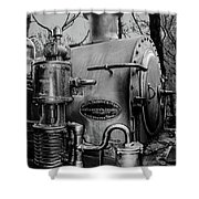 Puffing Billy II Shower Curtain