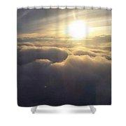 Puffy High Shower Curtain