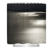 Puget Sound 2 Shower Curtain