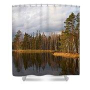 Pukala 3 Shower Curtain