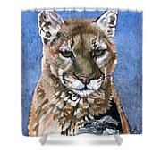 Puma - The Hunter Shower Curtain