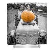 Pumpkins For Sale Vermont Shower Curtain